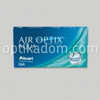 Контактные линзы AIR Optix Aqua (6pk) фото 46463